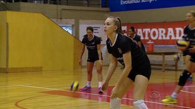 Momento é bom para o vôlei gaúcho - Sogipa está na final da Superliga Feminina B.