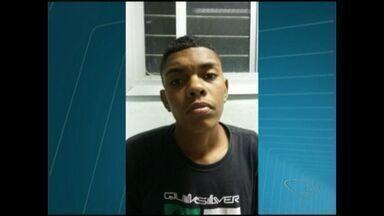 Sexto suspeito da morte de policial militar é preso no ES - Jovem de 19 anos foi interrogado e confessou participação no crime.Corpo de Eduardo Silva Júnior foi encontrado no dia 11 de março.