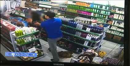 Comerciantes temem a ação de assaltantes em Campina Grande - Em uma semana foram registrados 19 assaltos em lojas da cidade.