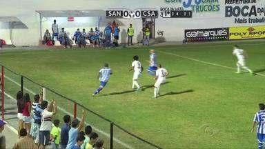 Santa Rita faz o dever de casa e vence o CSA - Leão lidera o grupo B com seis pontos.