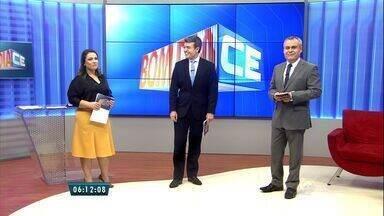 Dilma recebe apoio de governadores do Nordeste em reunião no Planalto - Veja o comentário de Roberto Maciel.