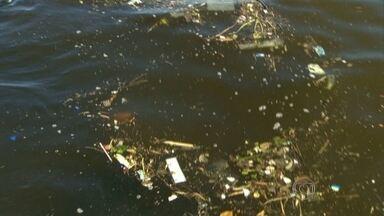 Despoluição da Baía de Guanabara era compromisso do Rio para Olimpíadas de 2016 - O repórter Pedro Bassan fala sobre um dos maiores patrimônios do Rio - a Baía de Guanabara.