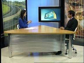 Contador tira dúvidas sobre prazo de entrega do IR - Telespectadores enviaram perguntas ao SPTV 1ª Edição.