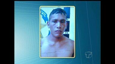 Polícia investiga dois suspeitos de matar e enterrar ex-presidiário no Jutaí - Crime aconteceu no início de março, em Santarém. Ninguém foi preso até o momento.