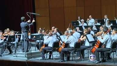 Orquestra Sinfônica se apresenta no Grande Teatro do Palácio das Artes - Projeto terá apresentações gratuitas no horário de almoço, em Belo Horizonte
