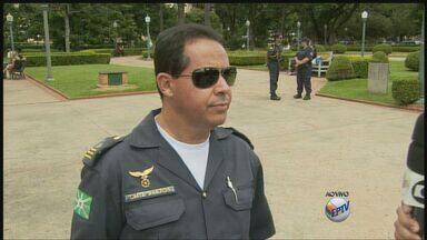 Poços de Caldas conta com mais 15 guardas de trânsito - Poços de Caldas conta com mais 15 guardas de trânsito