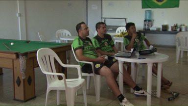 Cascavel vive clima bom depois da sofrida classificação - Na próxima fase, a serpente terá pela frente o melhor time do campeonato, o Coritiba