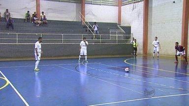 Confira os resultados dos jogos da Taça EPTV de Futsal - Serrana ganhou de Jurucê por 5 a 1.
