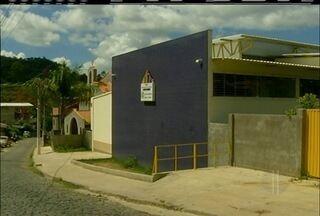 Escola construída por quase R$ 1 milhão continua desativada em Nova Friburgo, no RJ - Escola nova ainda não foi usada.