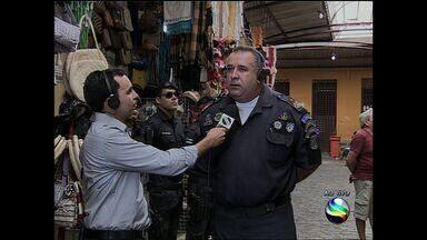 Policiamento deve ser reforçado nos mercados municipais - Policiamento deve ser reforçado nos mercados municipais.