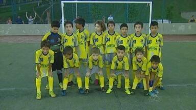 Pallas Athenas vence Copa Amadeu Teixeira Sub-9 - Equipe derrotou o Real Manaus, nesta segunda, no ginásio do Sei, na capital amazonense.