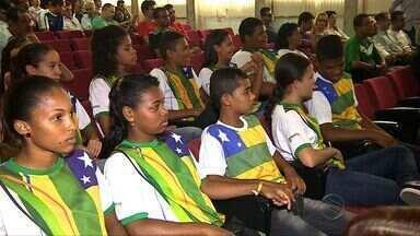 Cerca de 14 mil estudantes devem participar dos Jogos da Primavera 2015 - Cerca de 14 mil estudantes devem participar dos Jogos da Primavera 2015