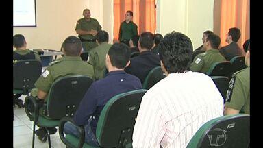Polícias avaliam atividades em Santarém - Papel da PM e PC foram analisados e melhorias foram cogitadas.