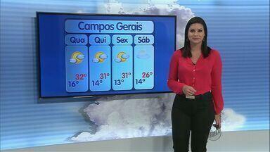 Confira a previsão do tempo no Sul de Minas para esta quarta-feira (1º) - Confira a previsão do tempo no Sul de Minas para esta quarta-feira (1º)