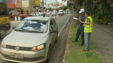 Inmetro testa radares na Avenida João Pinheiro em Poços de Caldas - Inmetro testa radares na Avenida João Pinheiro em Poços de Caldas