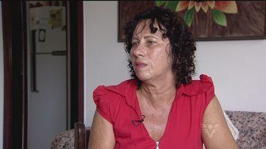Moradora de São Vicente sofre para receber benefício do INSS - Ela não tem condições de voltar a trabalhar e teve o benefício negado