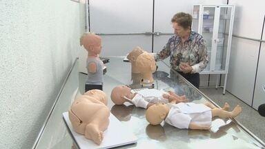 Unir iaugua Laboratório de Habilidades Clínicas em Porto Velho - O laboratório possui 51 simuladores de baixa e alta fidelidade para realização de aulas práticas de diversas disciplinas.