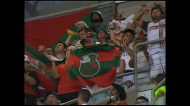 Rio Grande vence na divisão de acesso do Gauchão - São Paulo-RS só depende de si para permanecer na primeira divisão.