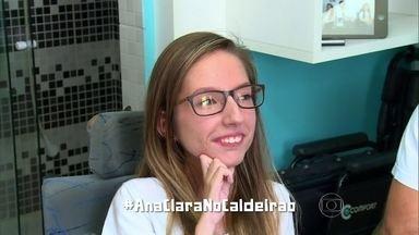 Conheça a história de Ana Clara e sonho de estar no Caldeirão - Pedido da jovem chegou pelas redes sociais