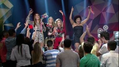 Ivete, Claudia Leitte, Daniela Mercury e Margareth Menezes cantam juntas - Cantores fazem parceria inédita com 'We Are The World Of Carnaval'