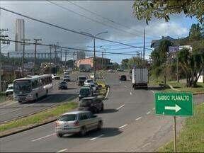 Projeto no bairro Planalto em Caxias deve garantir segurança de motoristas e pedestres - A desapropriação de lotes na BR-116 foi definida como utilidade pública pelo município.