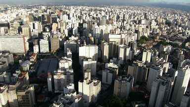 São Paulo: Metrópole Nas Areias