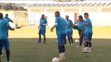 Cruzeiro-RS está focado na partida contra o Inter - Time acredita na vitória contra o colorado, no Beira-Rio, nesta quarta (8).
