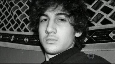 Júri considera Dzhokhar Tsarnaev culpado por participação no atentado de Boston - Nos Estados Unidos, um júri considerou Dzhokhar Tsarnaev culpado das 30 acusações feitas contra ele pela participação no atentado na maratona de Boston, há quase dois anos.