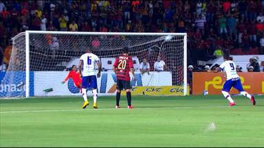 Bahia fica no 0 x 0 com o Sport e traz a vantagem para Salvador - Confira as notícias do tricolor baiano.