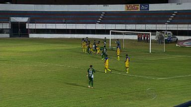 Lagarto vence Socorrense: 1 a 0 - Gol de Nivaldo sai no último minuto de partida. Jogo foi no Presidente Médici.