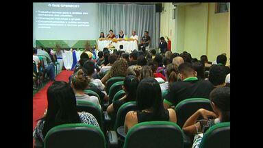 Acadêmicos participam de encontro de empreendedorismo em Santarém - Objetivo é estimular o desenvolvimento de novos negócios entre esse público.