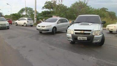 Motoristas reclamam de perigo em cruzamento no bairro Aleixo, em Manaus - Reportagem da Rede Amazônica foi ao local conversar com os condutores.
