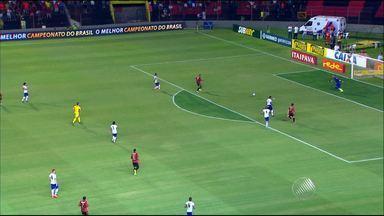 Sport e Bahia empatam em 0 a 0 - Os dois times se enfrentaram nesta quarta (8) em Recife, pela Copa do Nordeste.