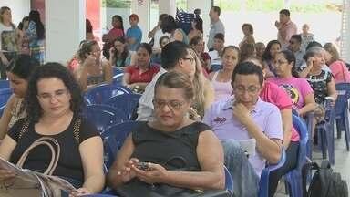 Professores iniciam paralisação por tempo indeterminado em Porto Velho - Classe reivindica melhores salários e auxílios.
