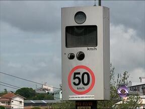 Divulgadas datas para abertura de licitações de lombada eletrônicas - Os equipamentos foram desligados em janeiro nas rodovias que cortam a região.