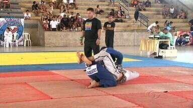 Maceió sedia mais uma etapa do Alagoano de Jiu-Jitsu - Maior competição deste esporte realizada no estado.