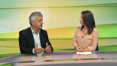 Presidente da Fecoagro fala sobre as perspectivas para produção de trigo - Assista ao vídeo.