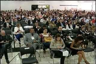 Termina a Conferência Estadual da OAB em Montes Claros - O evento reuniu milhares de pessoas.
