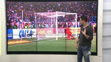 Darino Sena comenta Bahia 3 x 2 Sport - Confira.