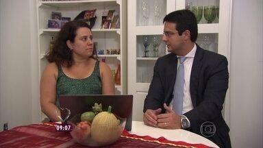 Desemprego sobe nos primeiros meses do ano - Ana Gabriela foi desligada de seu cargo após licença maternidade