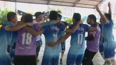 Evolution é campeão da 1ª Copa Rede Amazônica de Futsal - Time venceu por 4 a 3 o Tsaleah, em partida disputada no sábado (11).