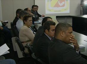 Reunião discute demora nas filas das agências bancárias de Caruaru - Encontro foi entre o Procon e representantes de agências do município.