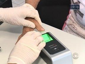 Eleitores das maiores cidades de SC vão comprovar identidade através de biometria - Eleitores das maiores cidades de SC vão comprovar identidade através de biometria