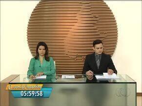 Confira o que é destaque no Bom Dia Tocantins desta terça-feira (14) - Confira o que é destaque no Bom Dia Tocantins desta terça-feira (14)
