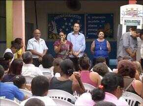 Por causa de problemas estruturais, escola municipal pode ser fechada em Palmas - Por causa de problemas estruturais, escola municipal pode ser fechada em Palmas