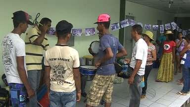 Quilombolas ocupam sede estadual do Incra em Aracaju - Quilombolas ocupam sede estadual do Incra em Aracaju.