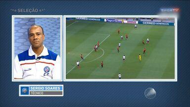 Técnico Sérgio Soares fala sobre a atual fase do Bahia - Confira as notícias do tricolor baiano.
