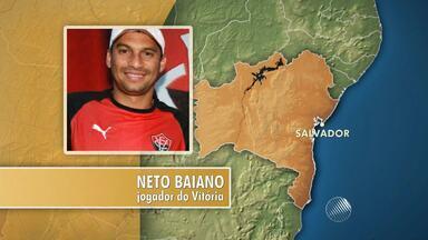 'Surpreso': Neto Baiano desfalca o Vitória na próxima partida pela Copa do Brasil - Confira as notícias do rubro-negro baiano.