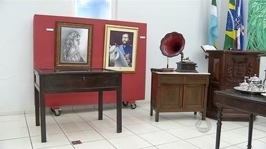 Exposição mostra história da região de fronteira em MS - Exposição mostra história da região de fronteira em MS