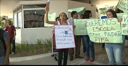 Justiça autoriza corte de ponto dos servidores da educação de João Pessoa - Assembleia para discutir a situação dos professores da rede municipal acontece hoje.